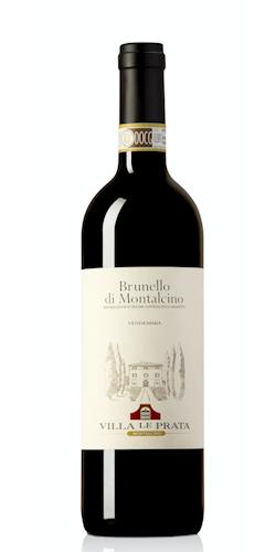 Villa Le Prata Brunello di Montalcino 2014 2014