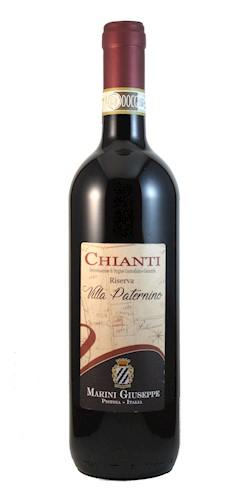 """Marini Giuseppe """"Villa Paternino"""" Chianti DOCG Riserva 2015"""
