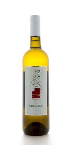 Terre Rosse Friulano D.O.C. Friuli Venezia Giulia 2019