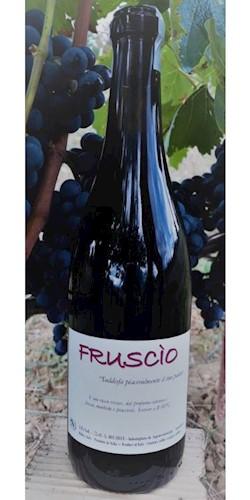 Saporicentroitalia FRUSCÌO - Vino rosso vivace 2018