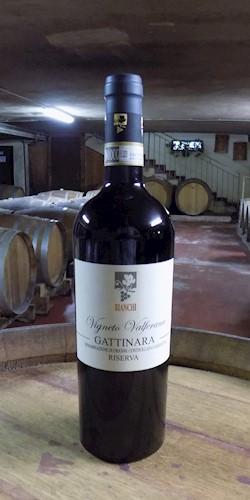 Cantina Bianchi GATTINARA DOCG RISERVA VIGNETO VALFERANA 2010