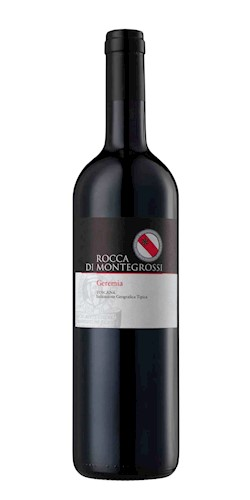 ROCCA DI MONTEGROSSI IGT TOSCANA ROSSO GEREMIA 2016