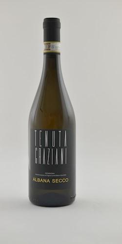 Tenuta Graziani Romagna Albana Secco DOGC 2020