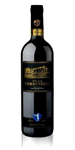 Corbinelli Toscana Rosso IGT 100%Merlot  2015