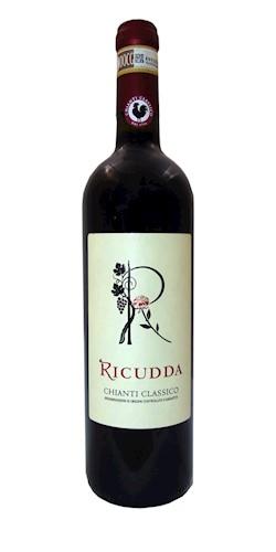 RICUDDA RICUDDA CHIANTI CLASSICO ANNATA DOCG  2018