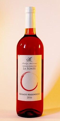 La Fonte Rosato Marinucci - Rosato I.G.T Umbria 2016