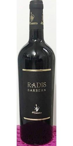 """Di Santo """"RADIS"""" Barbera Beneventano 2019"""
