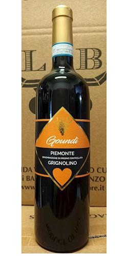 Vinicola Sacro Cuore  Piemonte DOC Grignolino 2019