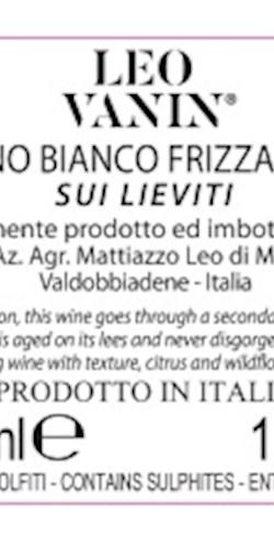 Az. Agr. Mattiazzo Leo di Mattiazzo jessica Il Settolo - Frizzante sui Lieviti 2016