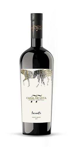 """Azienda Agricola Casal De Luca """"Incanto"""" IGT Pinot Grigio Lazio 2018"""