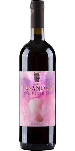Podere Casanova Montepulciano  IRRIPETIBILE Super Tuscan 2016