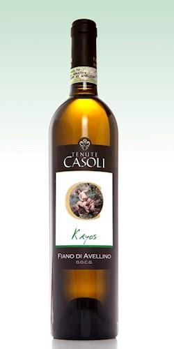 Tenute Casoli Kryos - Fiano di Avellino DOCG 2017