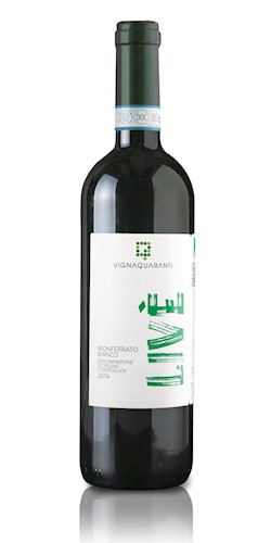 VIGNAQUARANTI Livè - Monferrato bianco DOC 2016