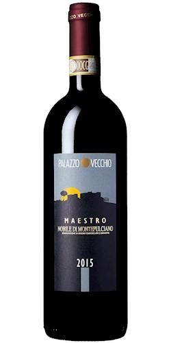 Palazzovecchio Nobile di Montepulciano DOCG 'Maestro' 2015