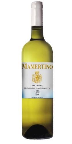 Vasari Mamertino Bianco riserva Cru Timpanara 2012
