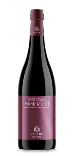 Vasari Mamertino Nero D'Avola Bio Doc 2015
