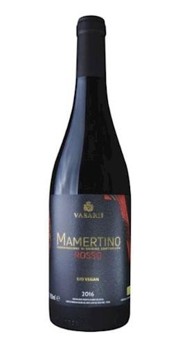 Vasari Mamertino Rosso Bio DOC 2017