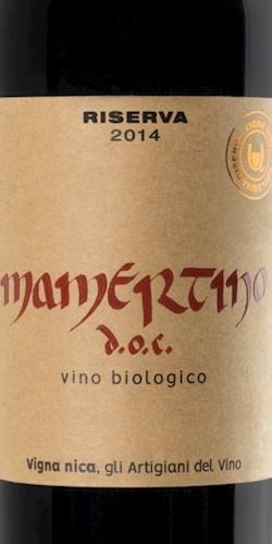 Vigna nica Mamertino rosso riserva D.O.C. 2015