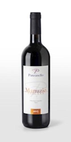Panzanello Azienda Agricola MANUZIO 2015