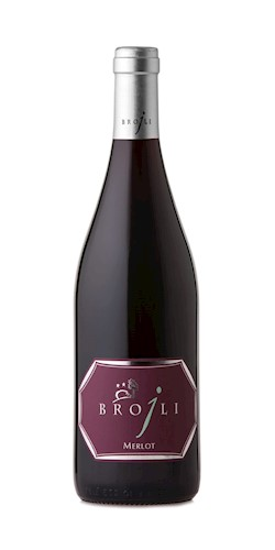 Vini Brojli Fattoria Clementin Merlot - DOP Friuli Aquileia 2016