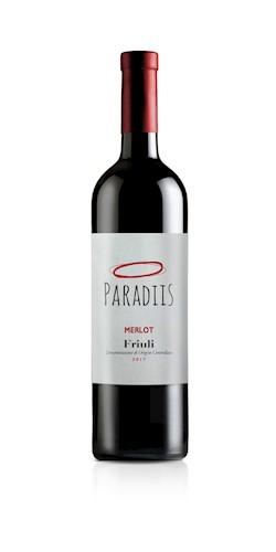 PARADIIS  MERLOT  2017