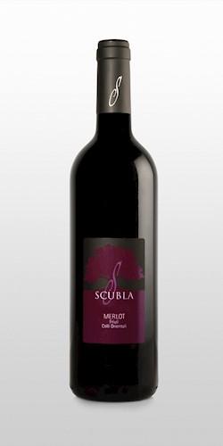 Scubla Merlot 2018
