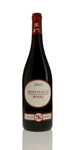 Cantina Colle Ciocco - Agricola Spacchetti Montefalco Rosso 2013