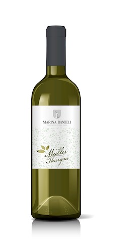 AZIENDA AGRICOLA MARINA DANIELI Müller Thurgau IGT delle Venezie  2016