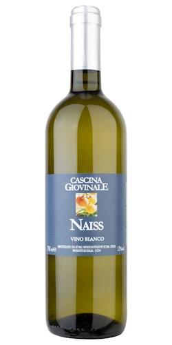 """CASCINA GIOVINALE Piemonte Cortese DOC """"Naiss"""" 2018"""