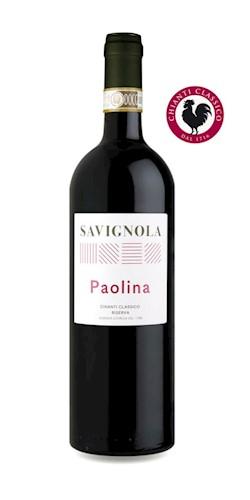 Savignola Paolina Paolina Chianti Classico Riserva DOCG 2015