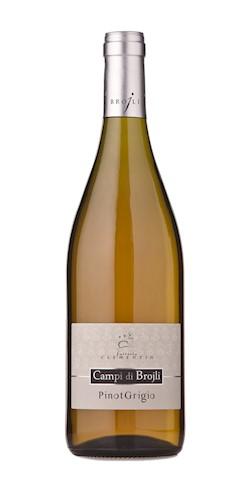 Vini Brojli Fattoria Clementin Pinot Grigio - DOP Friuli 2017