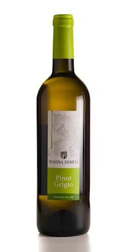 AZIENDA AGRICOLA MARINA DANIELI Pinot Grigio IGT Venezia Giulia 2015