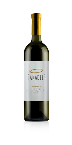 PARADIIS  PINOT GRIGIO 2017