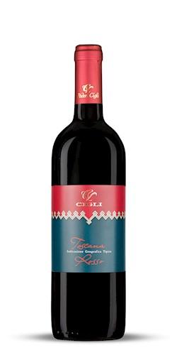 Podere Cigli Rosso Toscana 2018