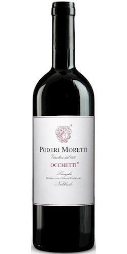 PODERI MORETTI - Cascina Occhetti OCCHETTI - Langhe Nebbiolo DOC 2015 2015