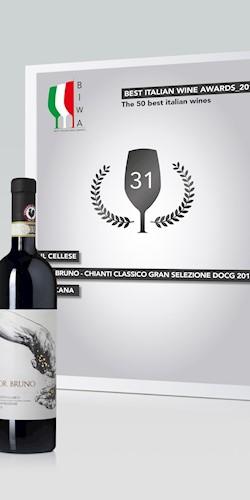 Il Cellese Winery Boutique Sor Bruno Chianti Classico G.Selezione 2014