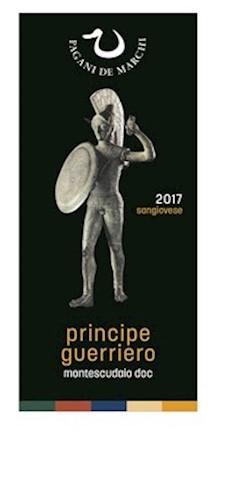 PAGANI DE MARCHI  PRINCIPE GUERRIERO  DOC Montescudaio  2017