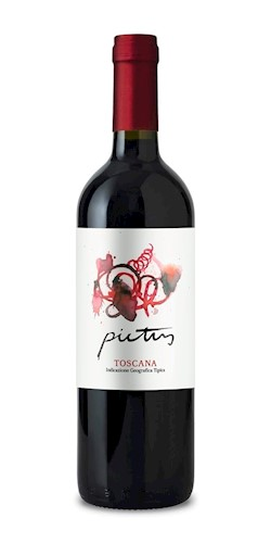 Il Cellese Winery Boutique Pictus IGT Rosso Toscana  2015
