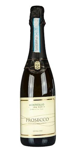 Vini Monticello Prosecco DOC spumante extra dry 2019