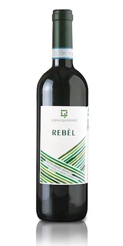 VIGNAQUARANTI Rebèl - Monferrato bianco DOC 2016