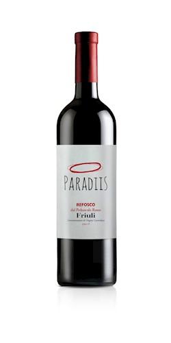 PARADIIS  REFOSCO dal Peduncolo Rosso 2017