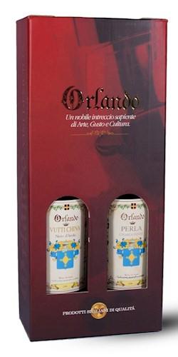 imex srl ORLANDO doppia confezione regalo 2014