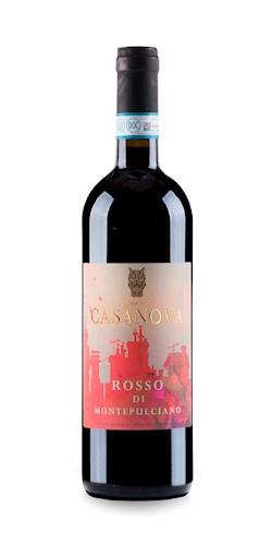 Podere Casanova Montepulciano  Rosso di Montepulciano D.O.C. 2017