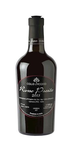 Colle di Rocco Rosso Passito Umbria IGT 2017