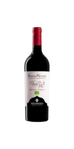 Velenosi Vini Linea Bio Rosso Piceno Doc 2018