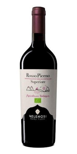 Velenosi Vini Linea Bio Rosso Piceno Superiore Doc 2017