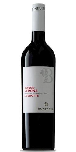 Bonfanti Vini  I.G.T. ROSSO VERONA LE GROTTE Bonfanti 2018
