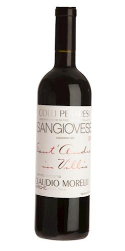 Claudio Morelli SANT'ANDREA IN VILLIS RISERVA 2015