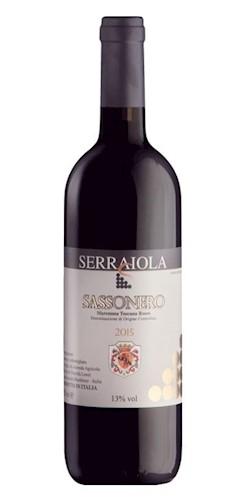Serraiola Wine Sassonero 2019