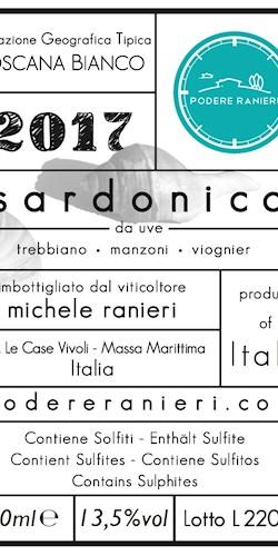 Podere Ranieri Sardonico 2017